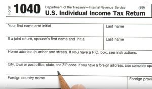 when to file taxes