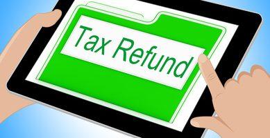 Online tax return date