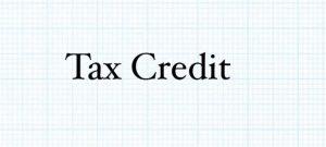 Individual tax credits