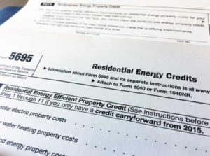Form 5695 For 2020 2021 Energy Tax Credits