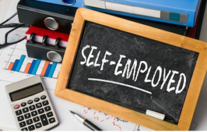 self employed calculator