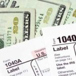 How to fill out a new 1040 tax form